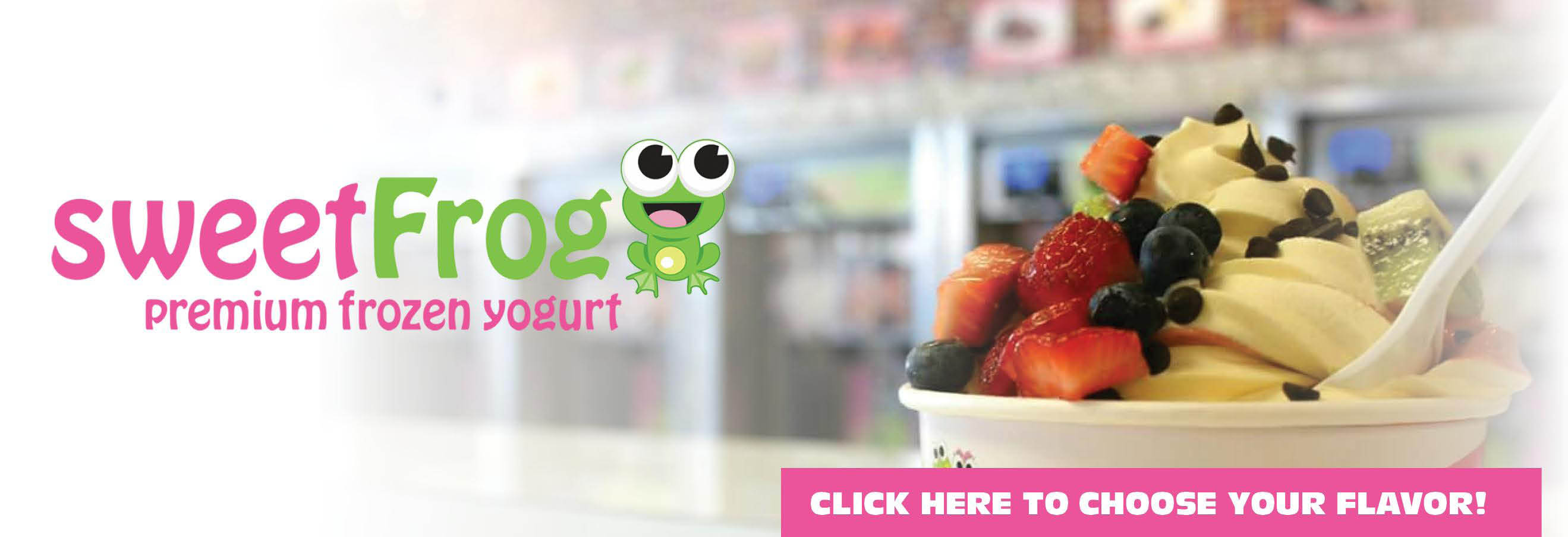 Sweet Frog, Frozen Yogurt, Ice Cream, Dessert,