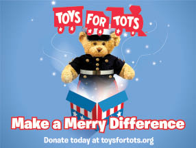 UPS store will be accepting your donated new toys and books for local families in need this holiday season.