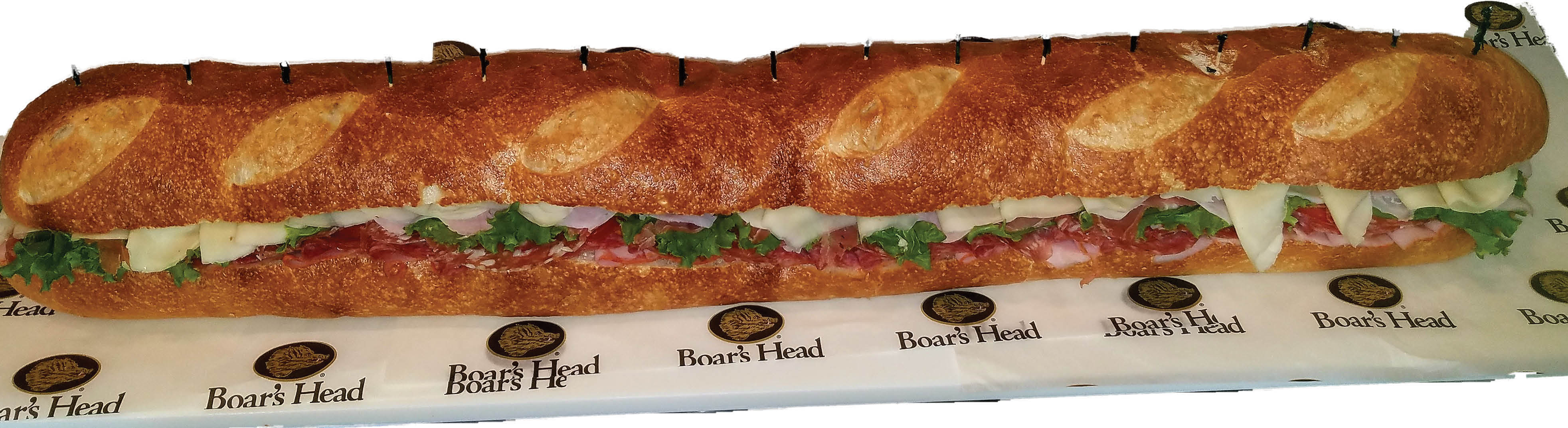 Fresh homemade, hot and cold sub sandwiches