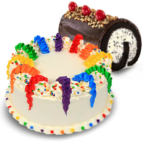 Made to order Ice Cream Cakes for every occasion in Napa, CA