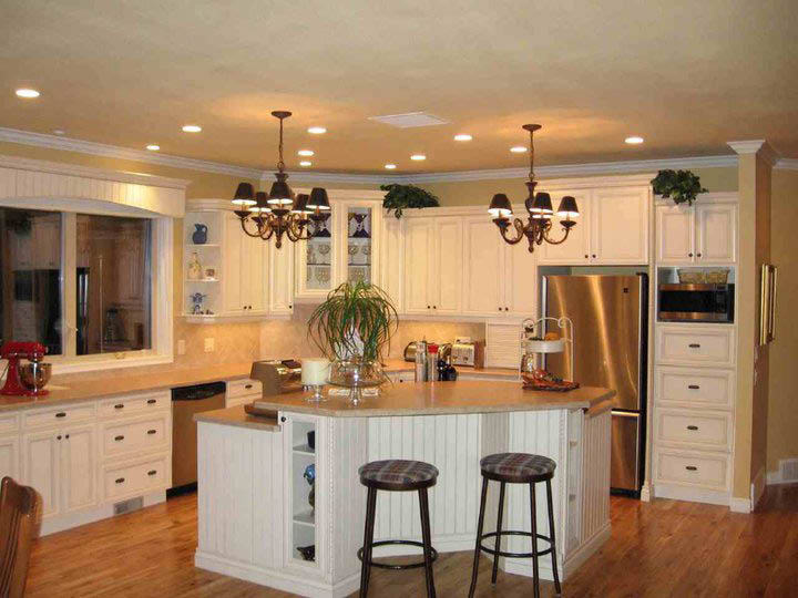 Kitchen Cabinet Doors   Refacing Cabinets   Resurfacing