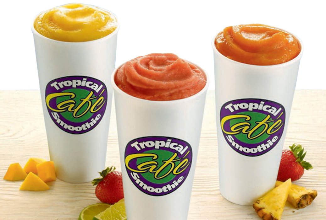 Tropical Smoothies Centereach NY