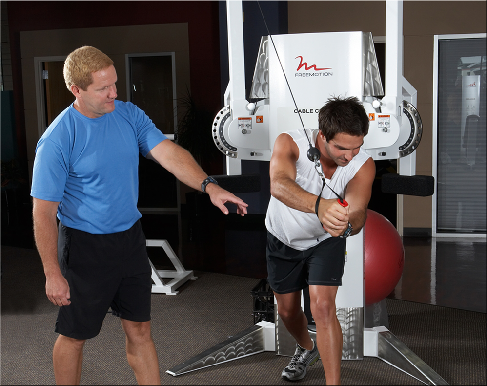 Personal trainer close to Arnold, MO