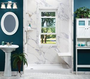 Bathroom remodel in Honolulu