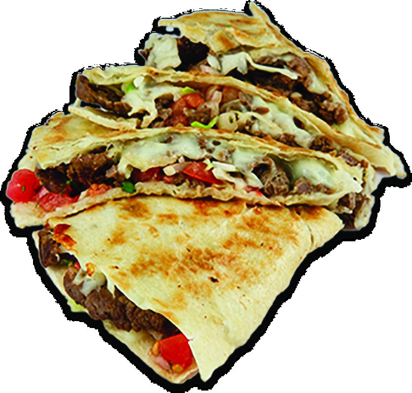 Burritos quesadilla torta papos Chimichanga El Borrito Bol