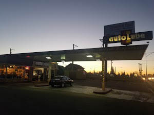 Exterior of Auto Lube & Espresso - general auto repair - auto maintenance - Tacoma, Washington - grab a coffee in our espresso stand while you wait