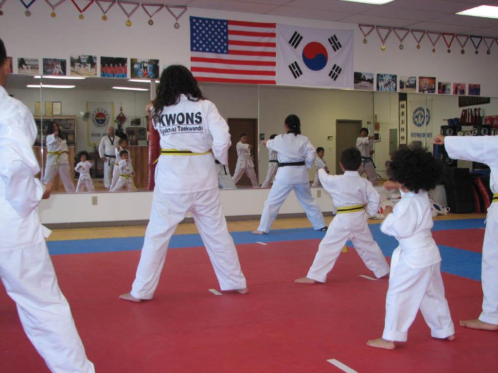 Taekwondo classes for children and adults - Grandmaster Kwon's Taekwondo Academy - Tacoma, WA
