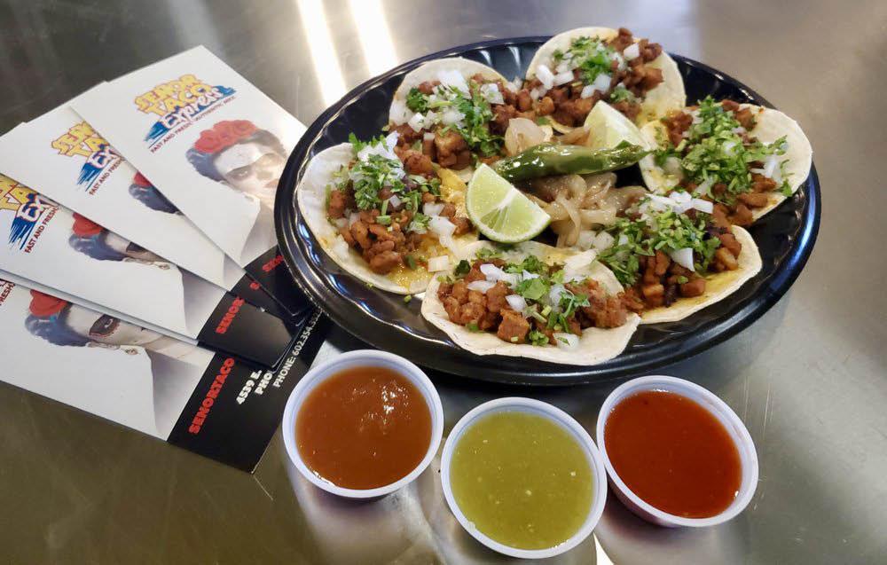 Senor Taco, sun city , AZ, delicious, Mexican