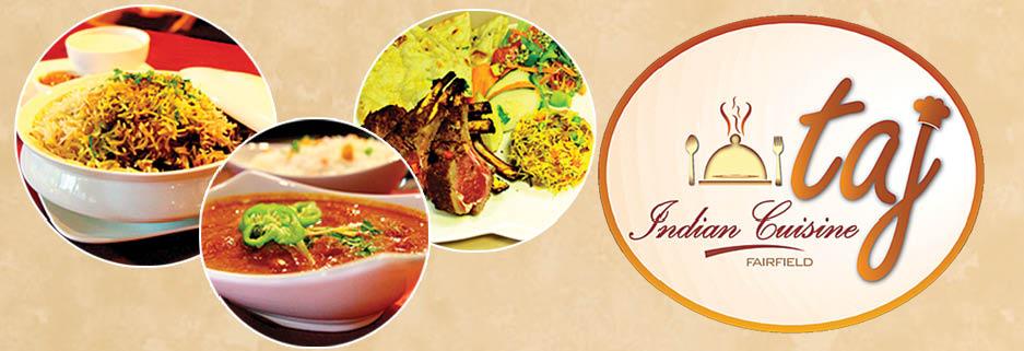 Taj Indian Cuisine, Fairfield CT banner image