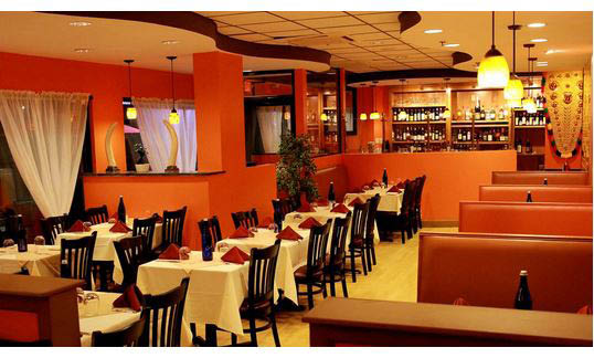 Indian Dishes prepared and plated with care and attention and served with love laced with professionalism in a clean and inviting state of art restaurant.