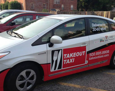 Takeout Taxi louisville ky food delivery coupons