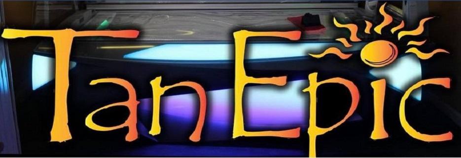Tan Epic banner Fletcher, NC