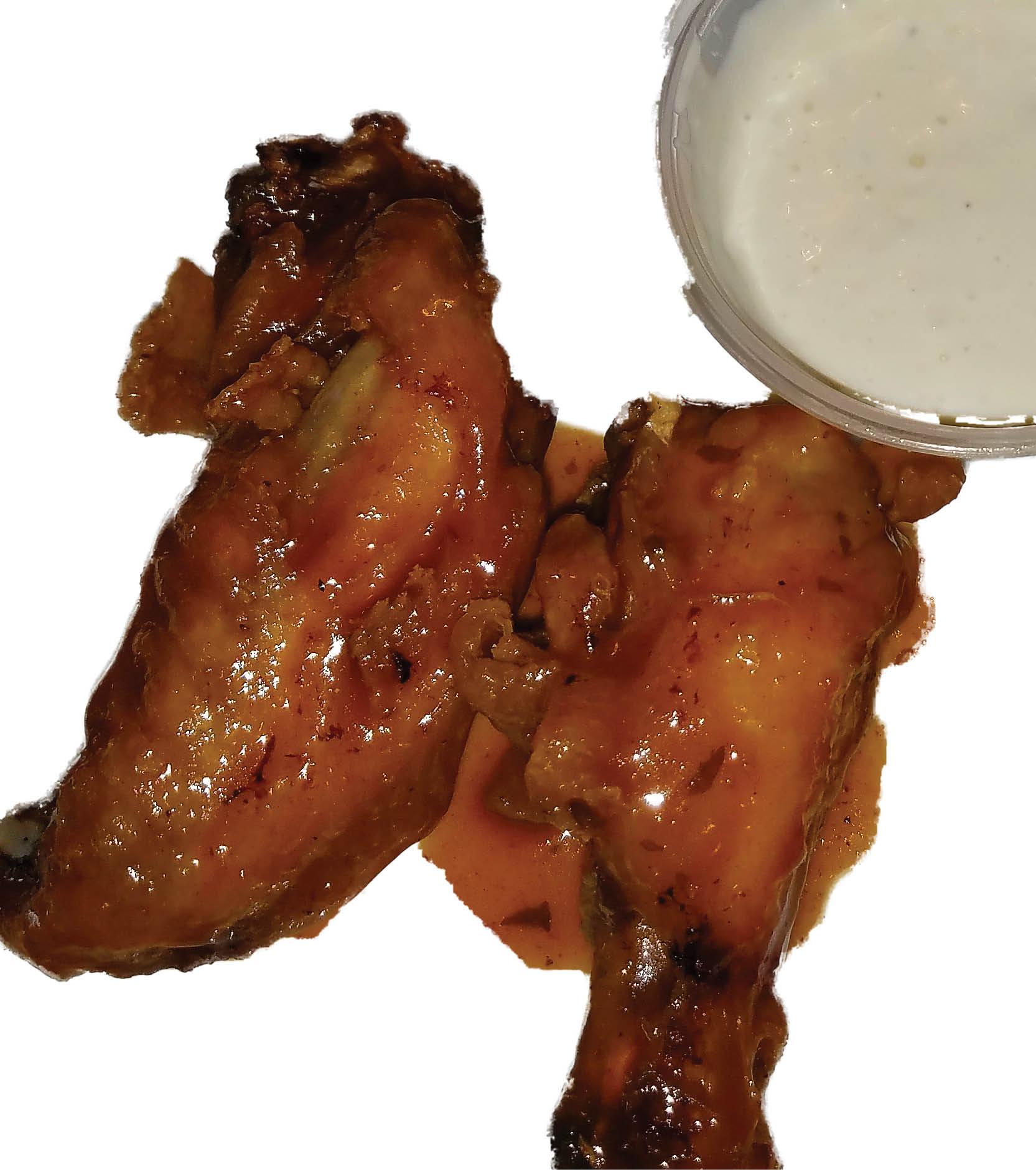 Chicken wings in Newburgh
