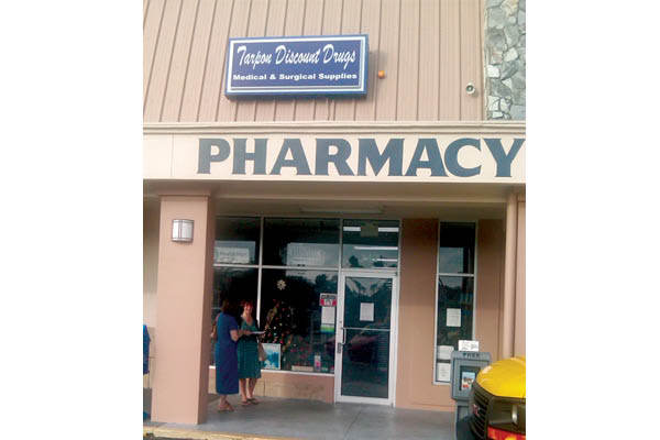 Tarpon Discount Drugs. Tarpon Pharmacy