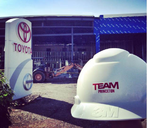 Looking for a Toyota New Jersey visit Team Toyota of Princeton
