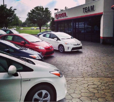 Save on Toyota cars at our store in Glen Mills PA