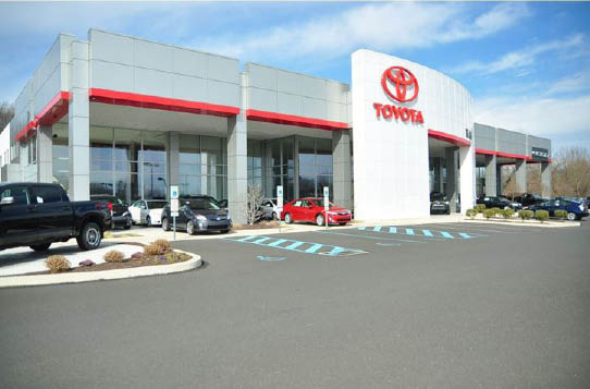 Buy new car and get the best deal at Team Toyota of Langhorne