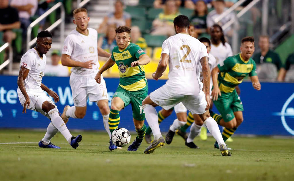 professional soccer team; Tampa Bay Rowdies