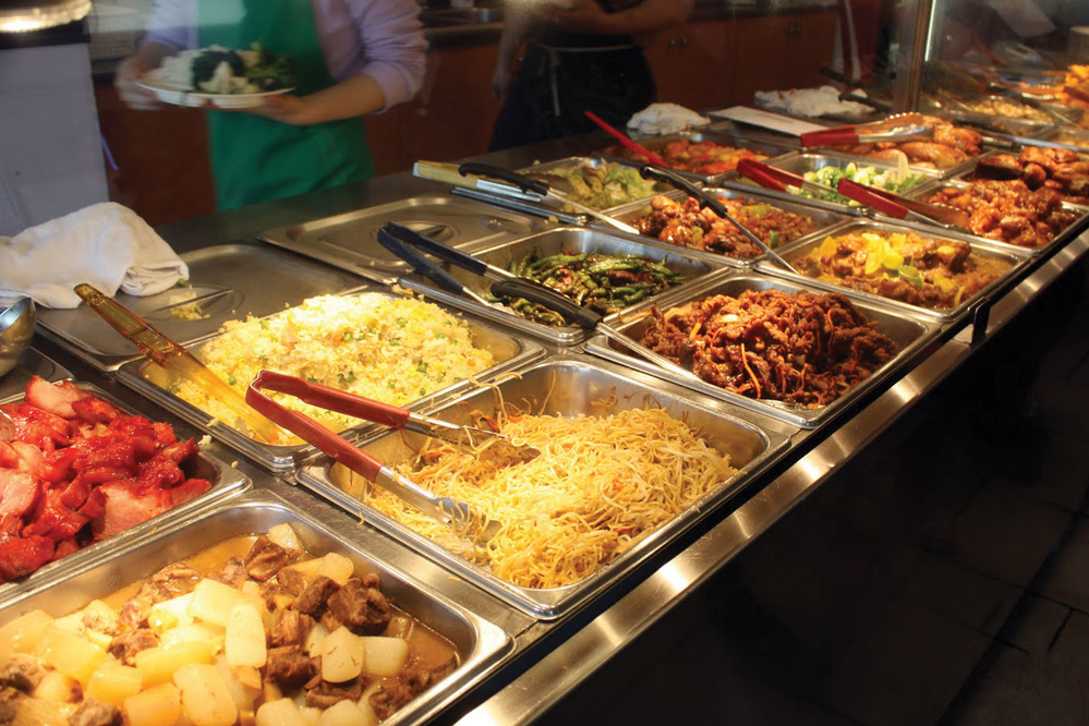 All your favorites are here at Teppanyaki Grill and Buffet!