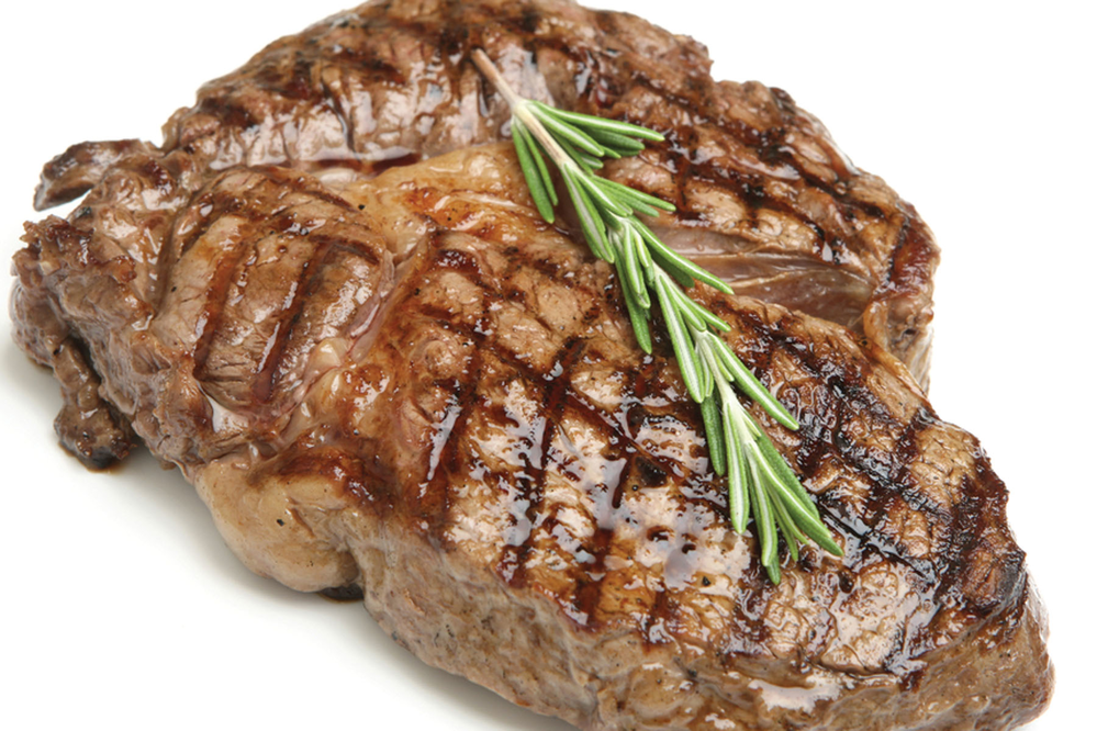 Teppanyaki Grill and Buffet cooks juicy steaks just for you.