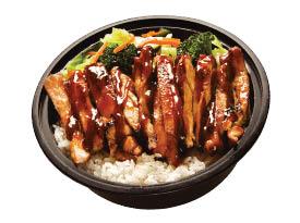 Teriyaki Madness Chandler Ocotillo AZ Japanese cuisine Chicken Teriyaki