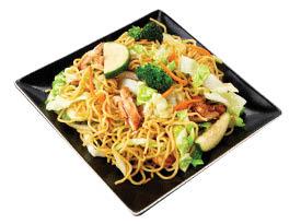 Teriyaki Madness, Chandler, AZ, Asian cuisine, Chicken Yakisoba