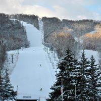 Three terrain parks with 35 ski slopes