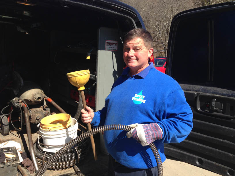 Photo for residential or commercial plumbing repairs in Pittsburgh PA from Terry's Plumbing
