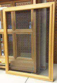 Wood screens - window screens - Tesco Teen Screen & Window - Mukilteo, WA