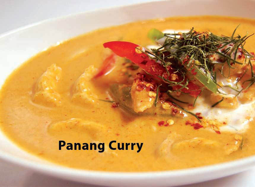 Panang Curry - Thai Pepper True Thai Kitchen - Tacoma, WA