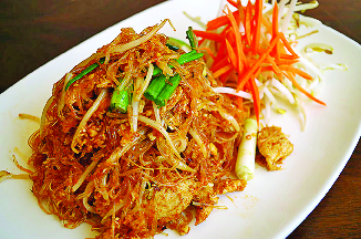 Fried Rice and noodles