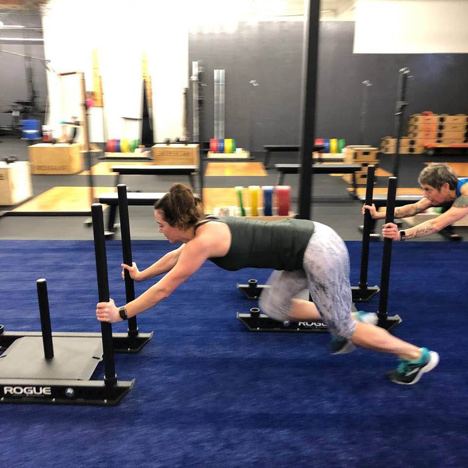 The Armory fitness club - Bothell, WA - open gym - strength training - crossfit - fitness classes - Bothell health clubs