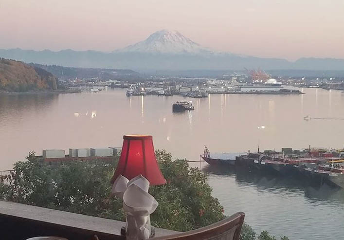 Enjoy spectacular views while you dine at The Cliff House in Tacoma, WA - fine dining restaurants near me in Tacoma, WA - Tacoma fine dining restaurants near me - fine dining coupons near me - restaurant coupons near me