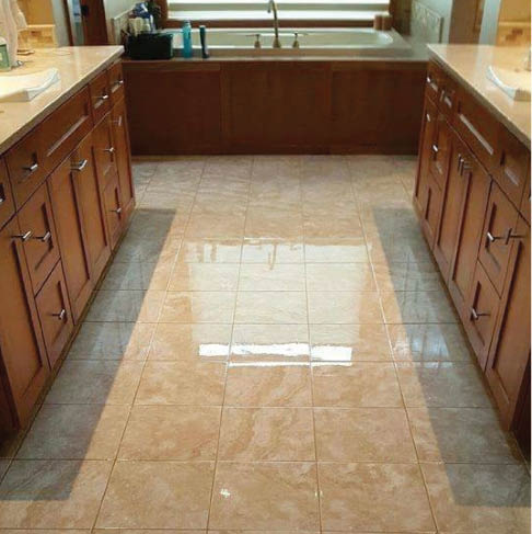 Let us make your tile shine like new with our professional tile cleaning - The King of Clean - Enumclaw, WA