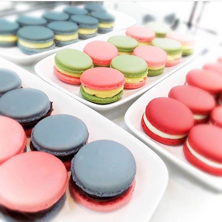 The London Pastry - Redmond, WA - Redmond Bakery - Redmond Bakeries - large selection of Macarons - bakery coupons