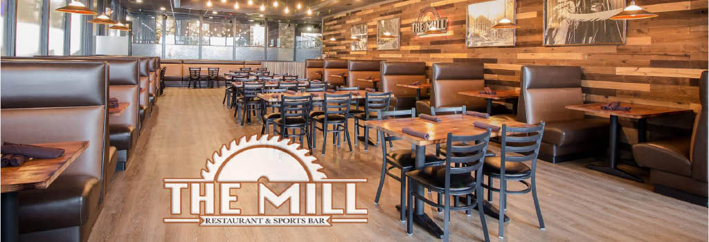 The Mill Restaurant & Sports Bar main banner image - Milton, WA