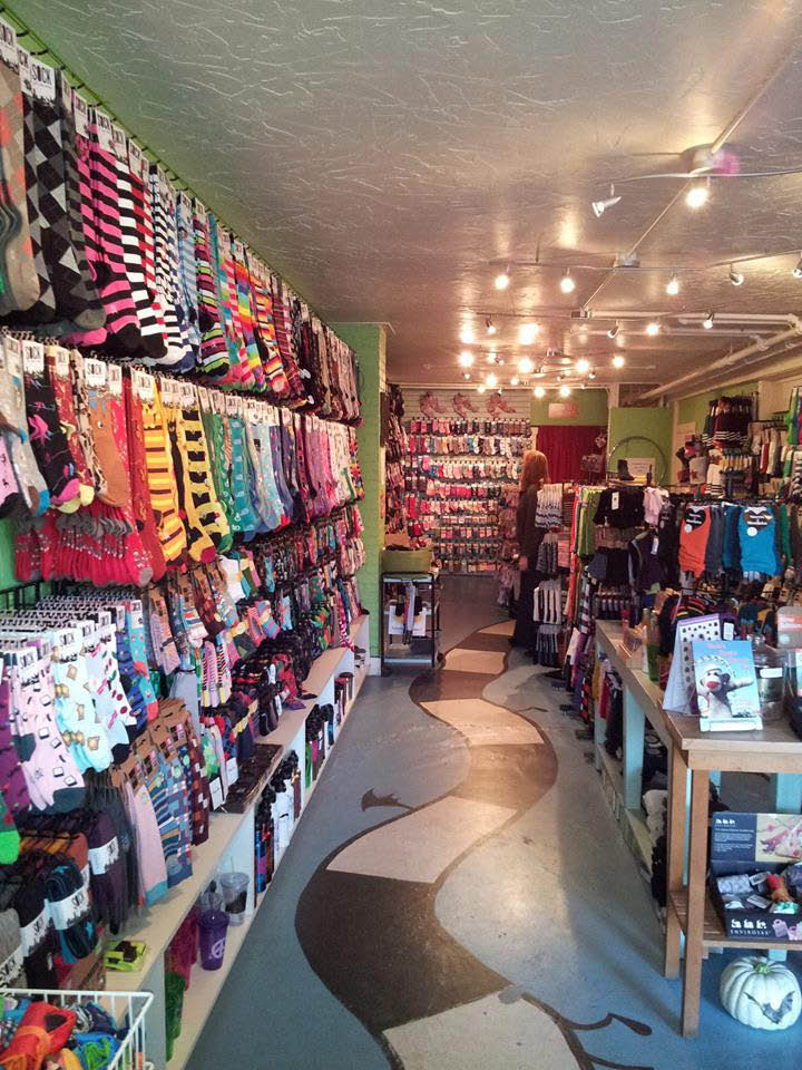 The Sock Monster - socks stores - Seattle, WA - largest selection of socks in Seattle