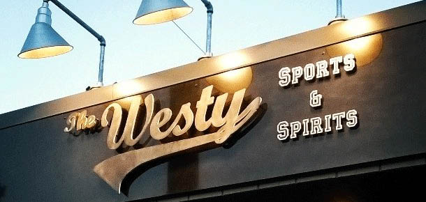 The Westy Sports & Spirits exterior in West Seattle, WA - Roosevelt, WA