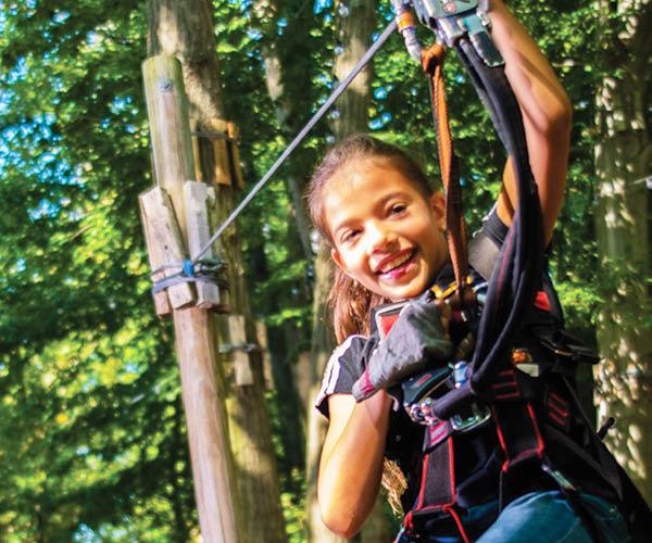 zipline for kids