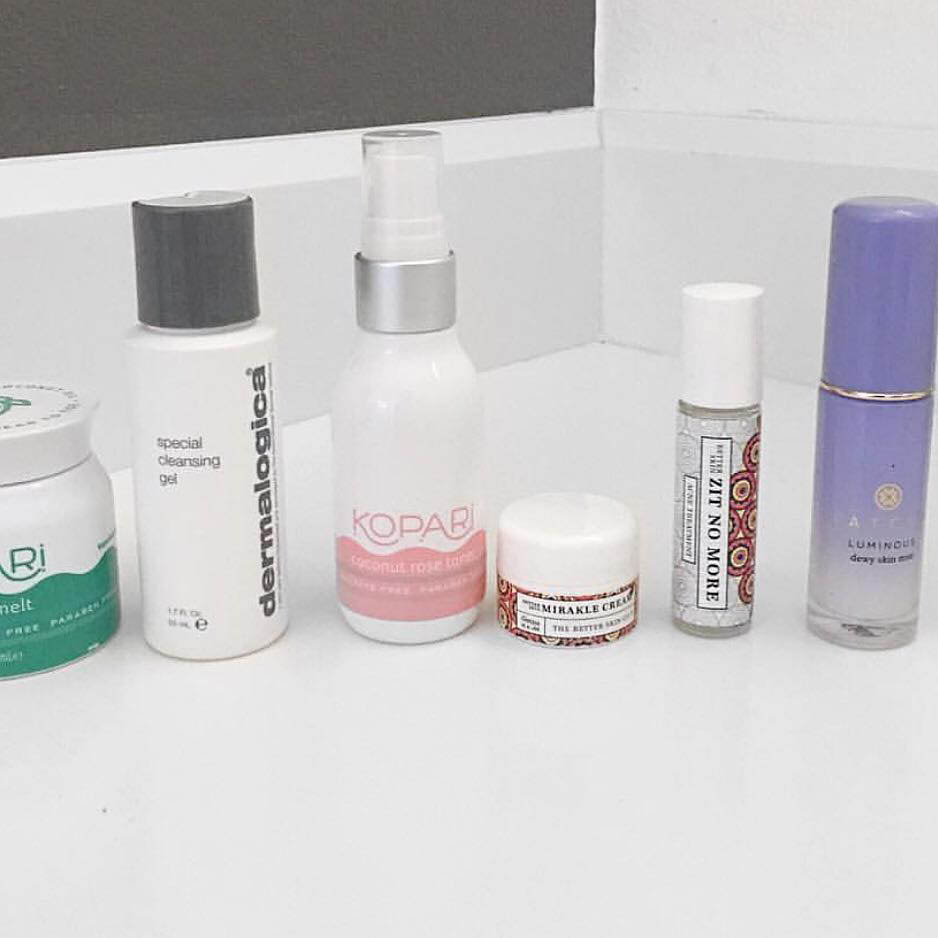 Skin care products near Beverly Hills