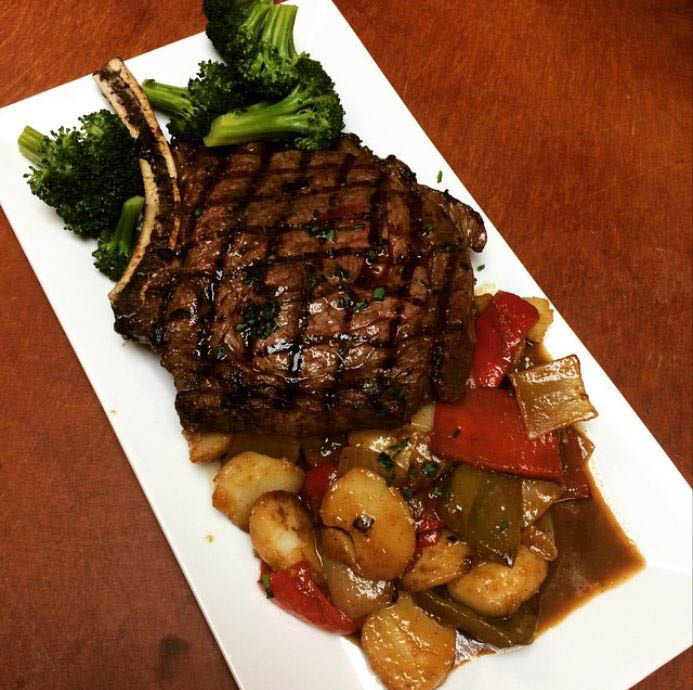 Lunch,Dinner,Steak,Lamb,Seafood,Crab,Crab Cakes,discounts,deals,The Buck Hotel,Feasterville,