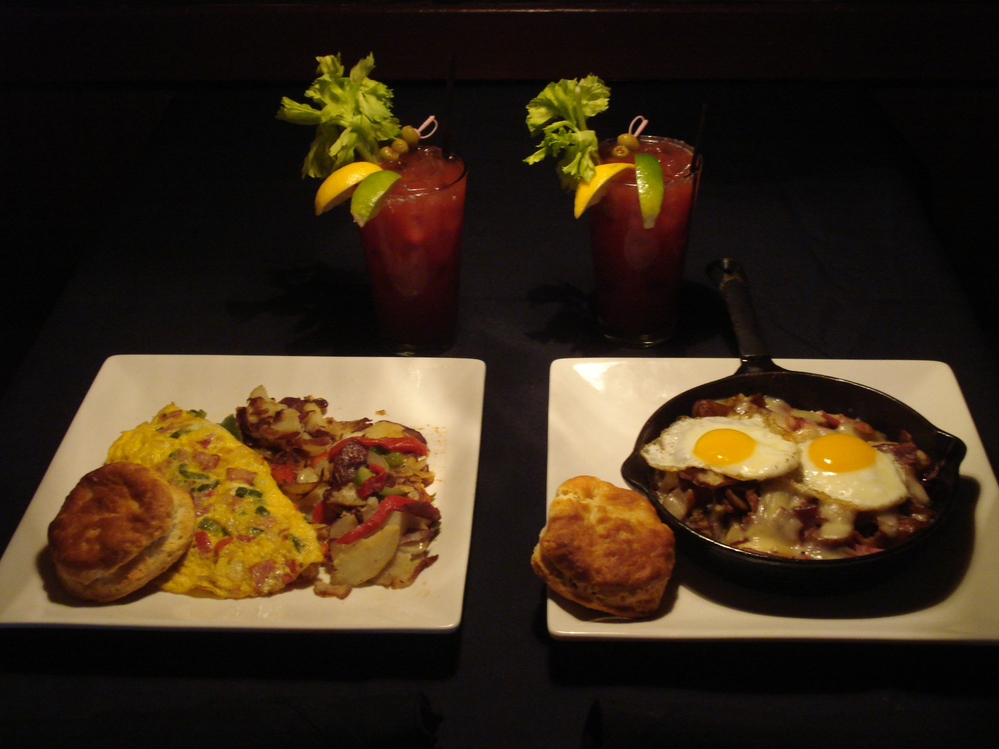 Start any day with a breakfast omelet or a delicious hash from The Diner at Sugar Hill
