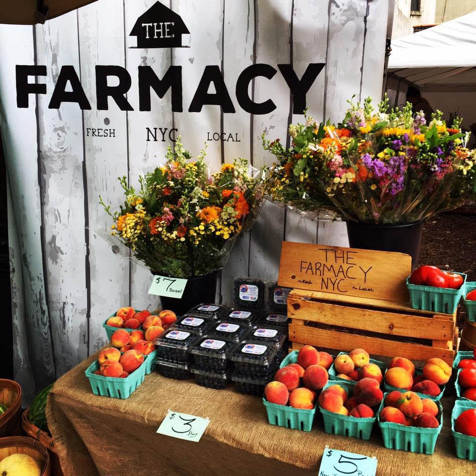 Locally grown organic produce discounts near Gershwin