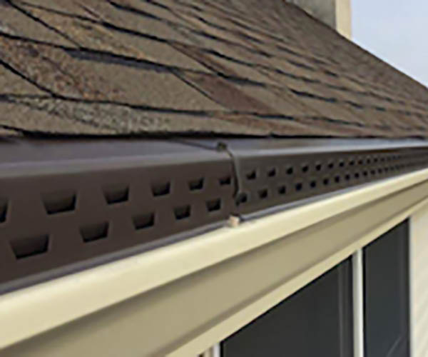 gutter guard for house