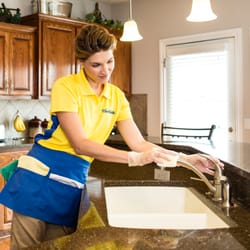 Call The Maids today to schedule your house cleaning service
