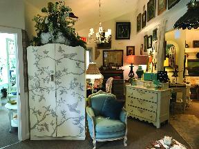 upcycling antiques unique finds save money on Home Decor Shop for vintage linens Painted Furniture  Coastal Decor