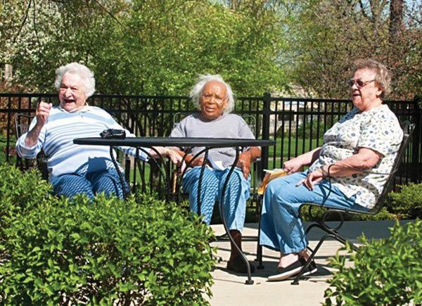 senior living in joliet