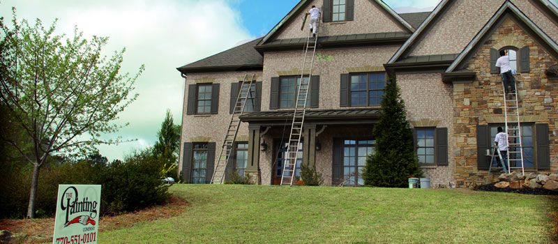 the best painting company in the greater atlanta area for home painting service coupons The Painting Company