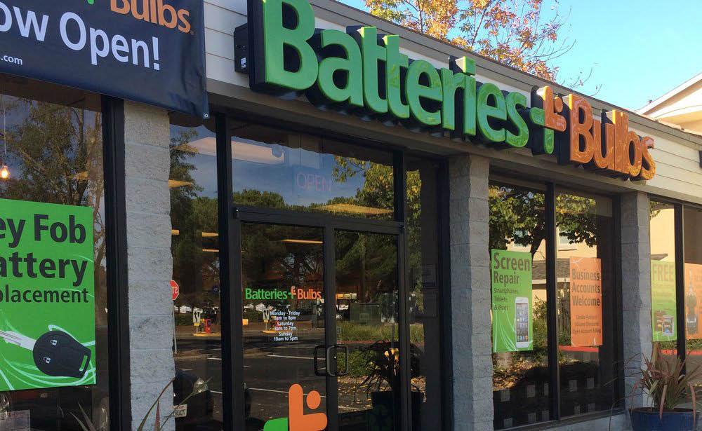 battery store petaluma california