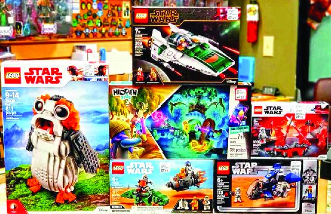 the toy department legos fairfield ohio